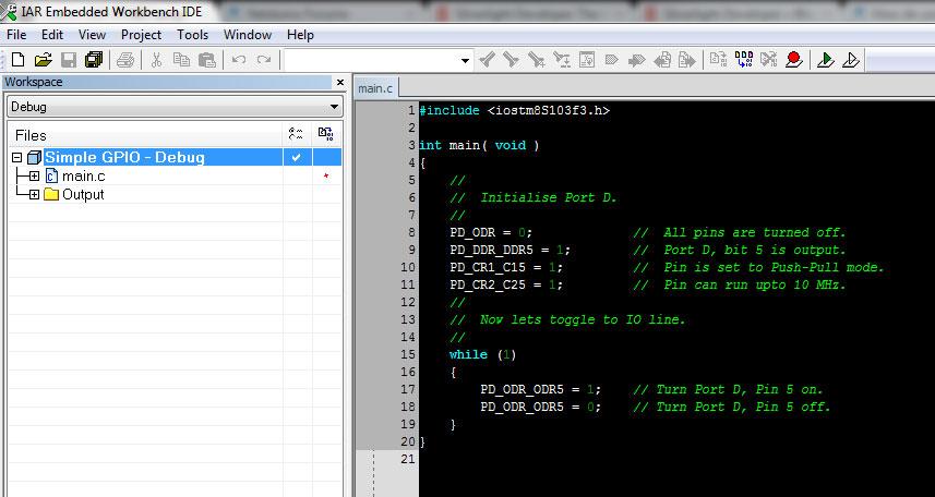 Silverlight Developer » Blog Archive Simple GPIO Project In